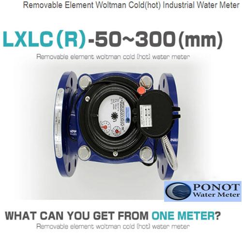 PONOT Water Meter